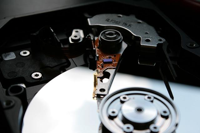 Festplatte im RAID