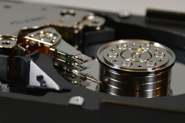 Festplatte mit Problemen